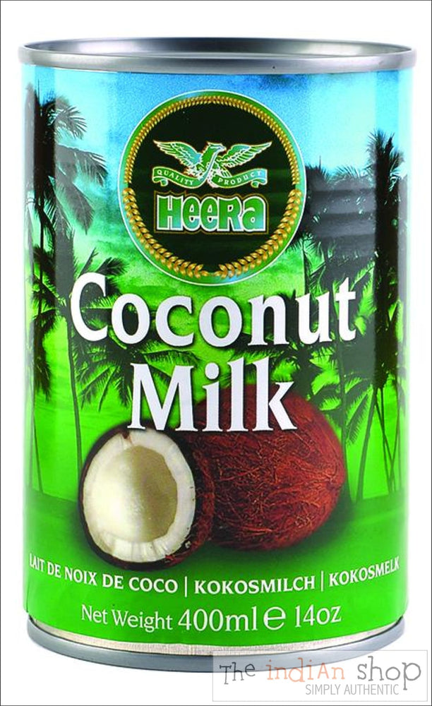 Heera Coconut Milk - Canned Items
