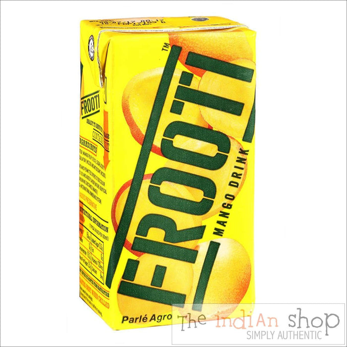 Frooti - Drinks