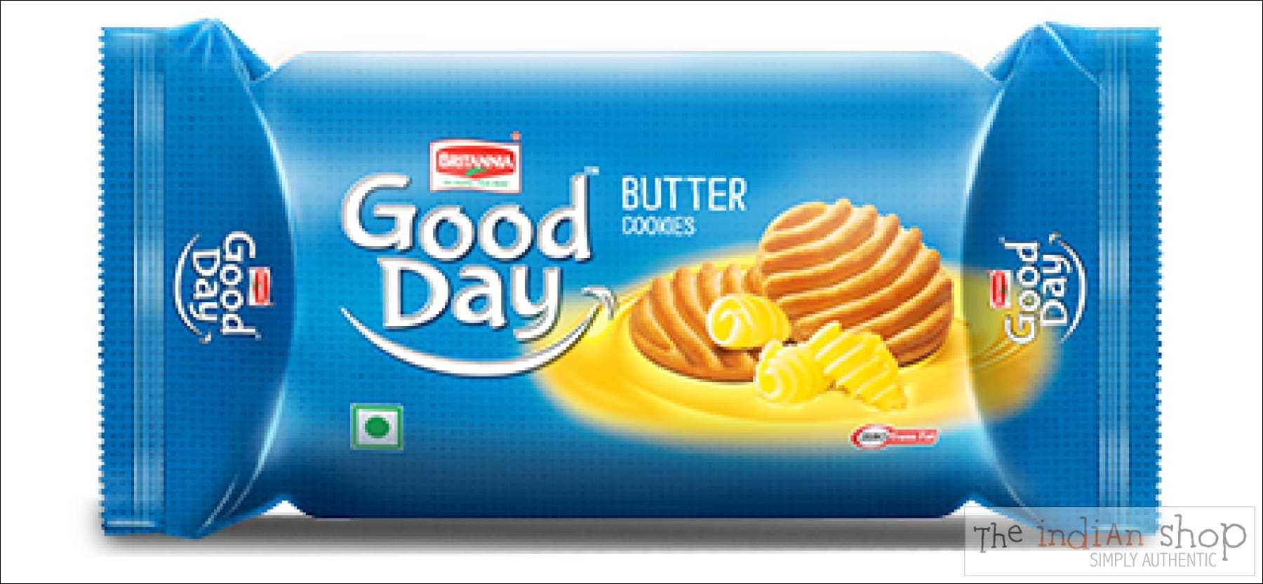 Britannia Good Day Butter Biscuits - Snacks