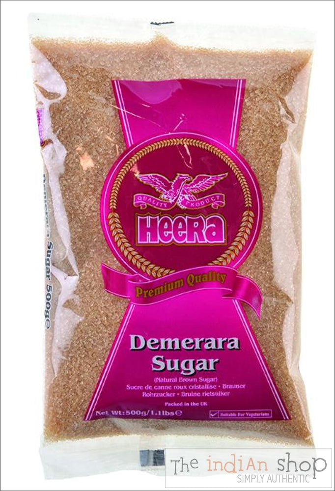 Heera Demerara Sugar - Other interesting things