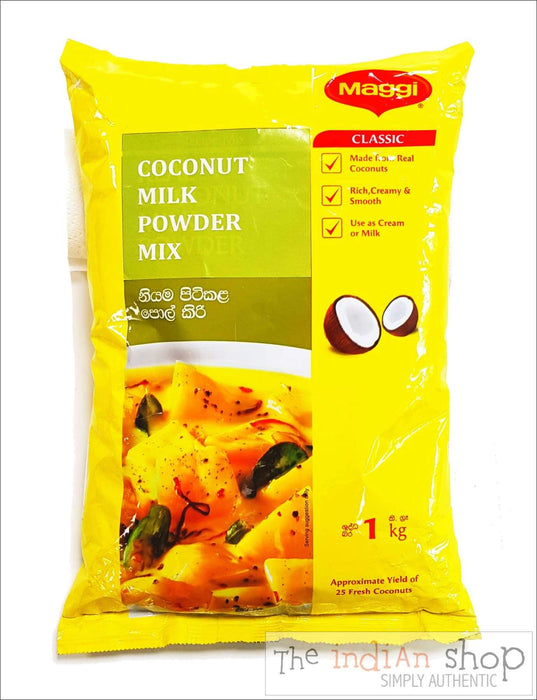 Maggi Coconut Milk Powder - 1 Kg - Mixes