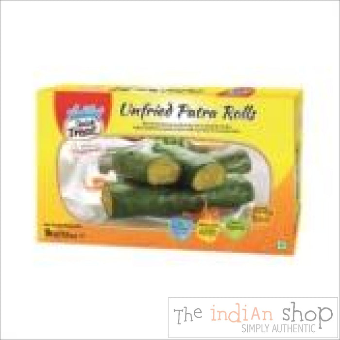Vadilal Unfried Patra Rolls - Frozen Vegetables