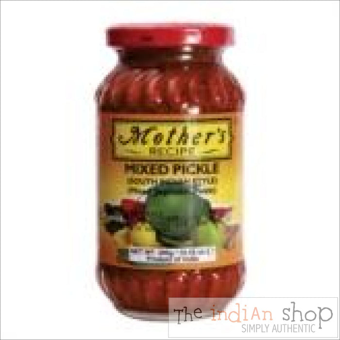 Mothers Recipe Mixed Pickle - 500 g - Pickle