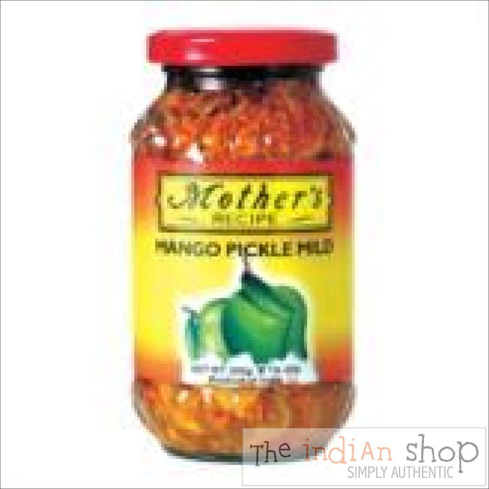 Mothers Recipe Mango Pickle (Mild ) 500 g - Pickle