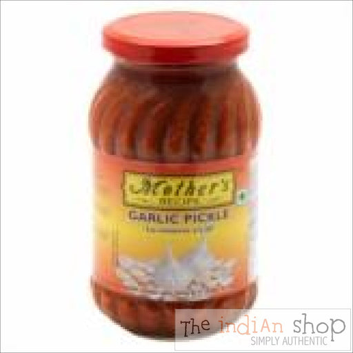 Mothers Recipe Garlic Pickle - 500 g - Pickle