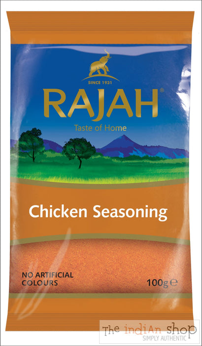 Rajah Chicken Seasoning - 100 g - Mixes