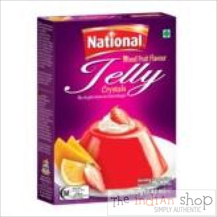 National Jelly Mixed Fruit - 80 g - Mithai