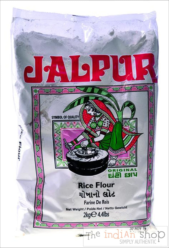 Jalpur Rice Flour - 1 Kg - Other Ground Flours