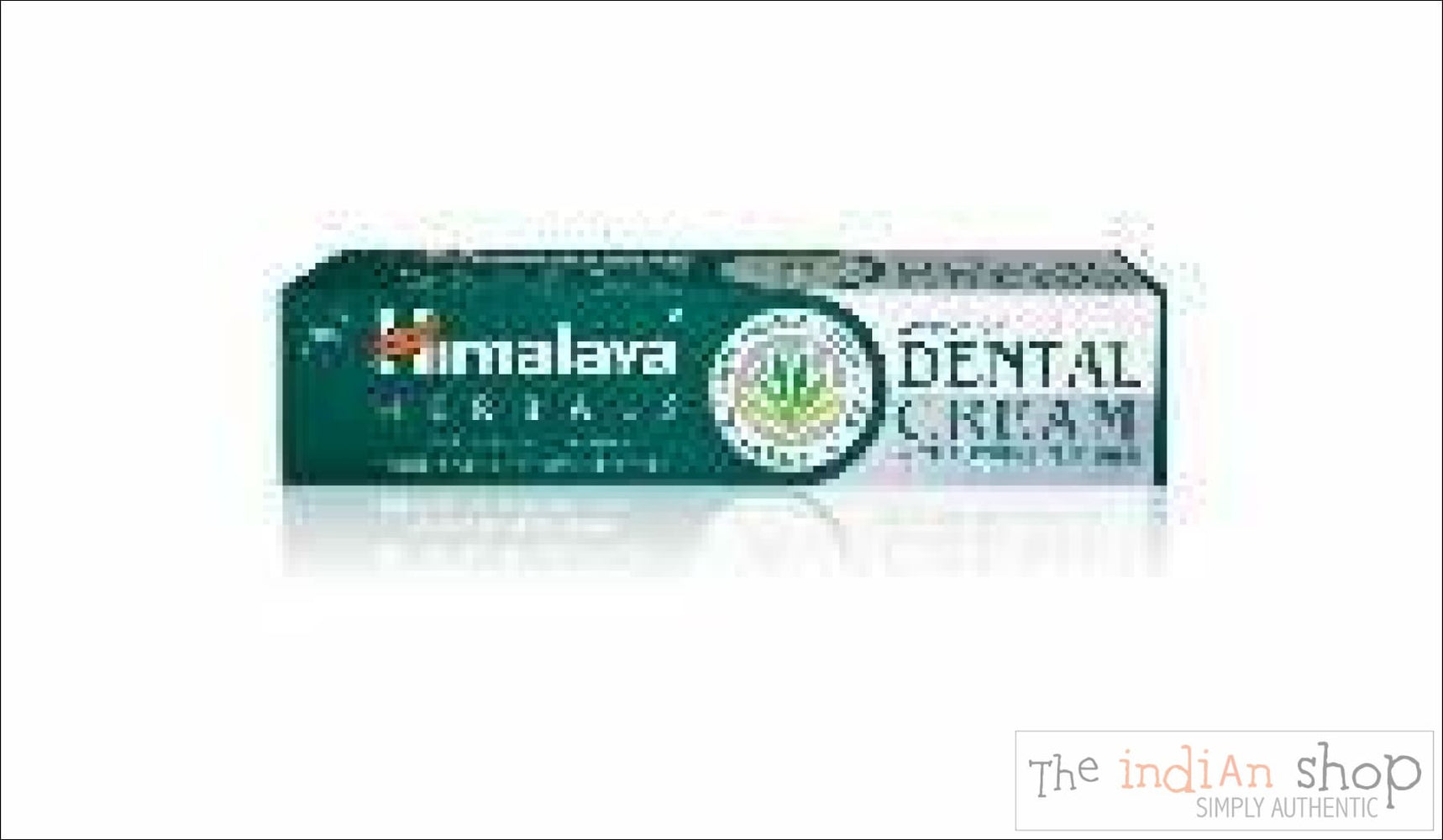 Himalaya Ayurvedic Dental Cream - 100 g - Beauty and Health