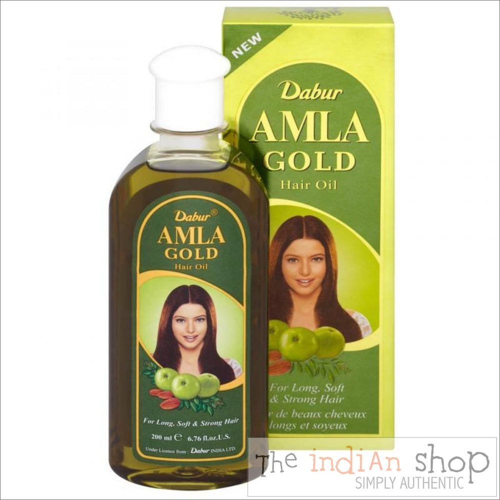 Dabur Amla Gold Hair Oil - Beauty and Health