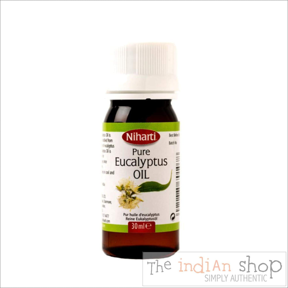 Niharti Eucalyptus Oil - Beauty and Health