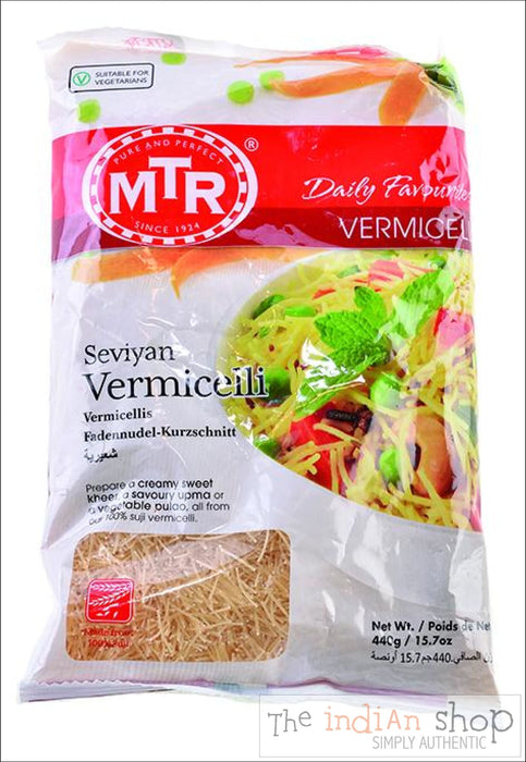 MTR Vermicelli - Other Ground Flours
