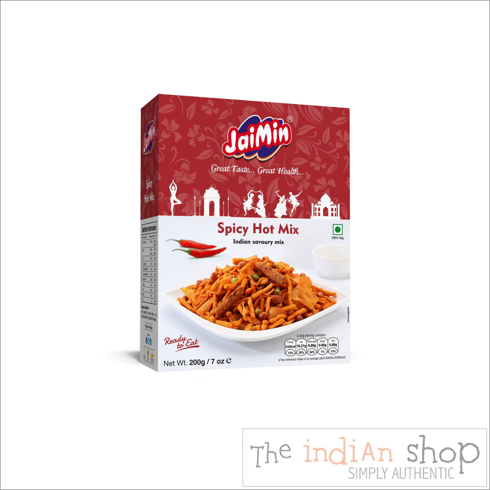 Jaimin Spicy Hot Mix - Snacks