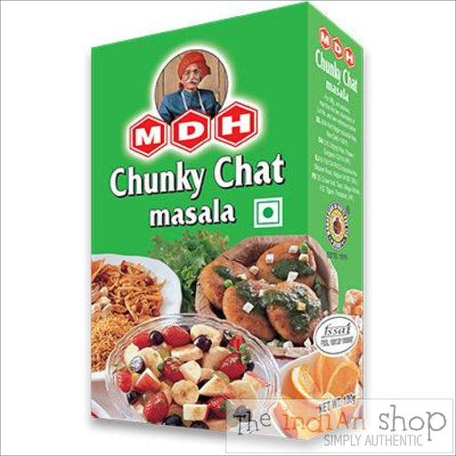MDH Chunky Chat - Mixes