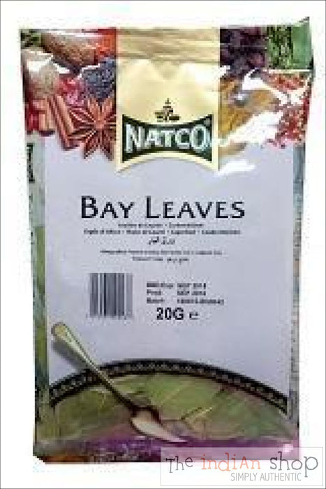 Natco Bay Leaves - 20 g - Spices