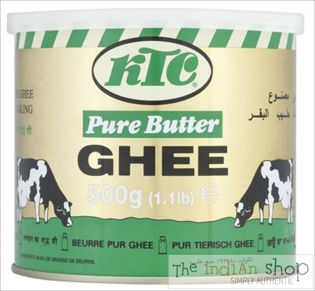 KTC Butter Ghee - 500 g - Oil