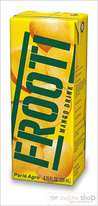 Frooti - 200 ml - Drinks