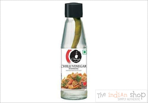 Chings Chilli Vinegar - 170 ml - Sauces