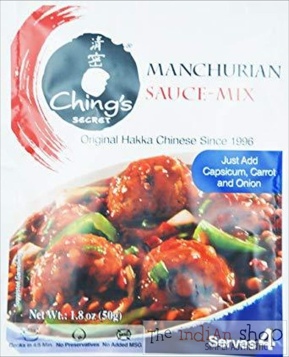Chings Manchurian Sauce Mix - Mixes
