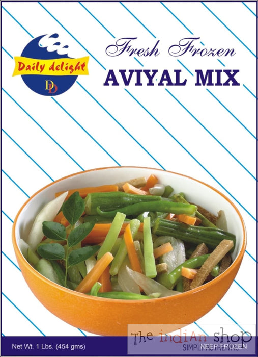 Daily Delight Avial Mix Frozen - Frozen Vegetables
