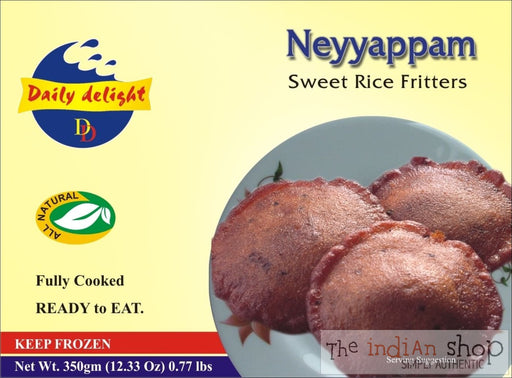 Daily Delight Neyyappam - 350 g - Mithai