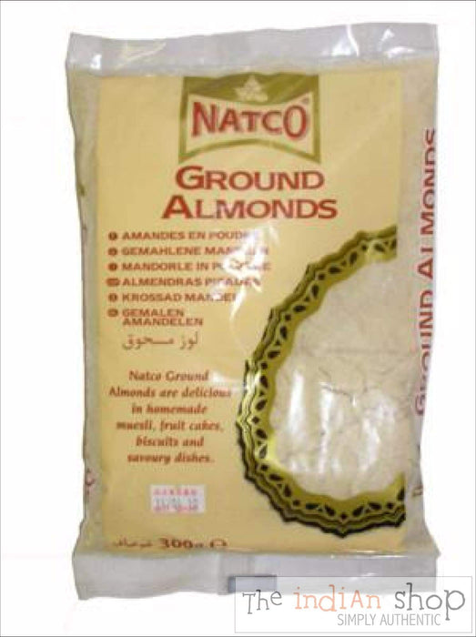 Natco Almonds Ground - 300 g - Nuts and Dried Fruits