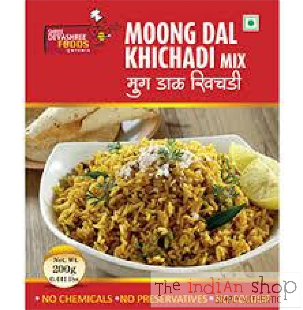 Devashree Moong Dal Khichadi - 200 g - Mixes