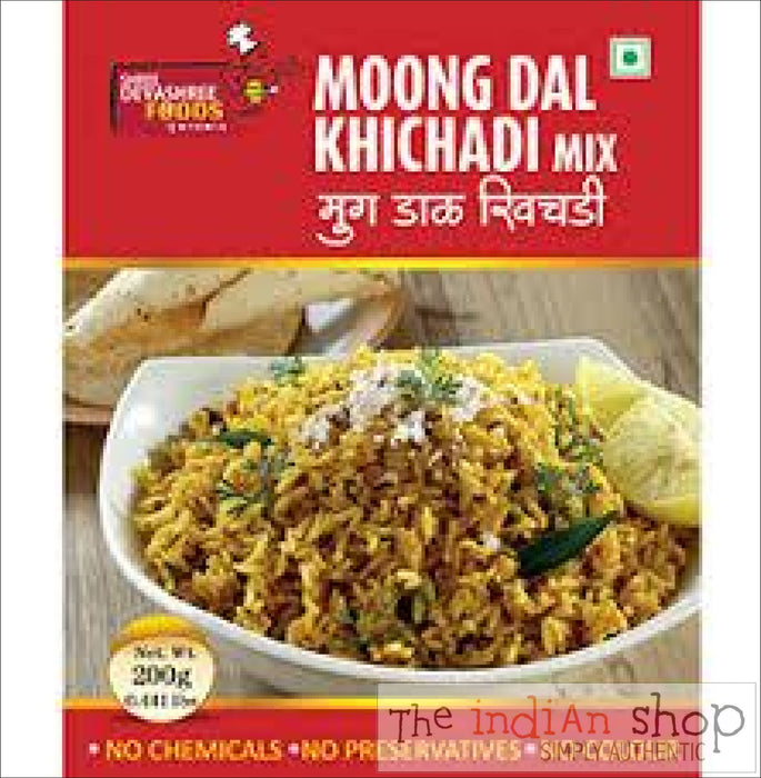 Devashree Moong Dal Khichadi - Mixes