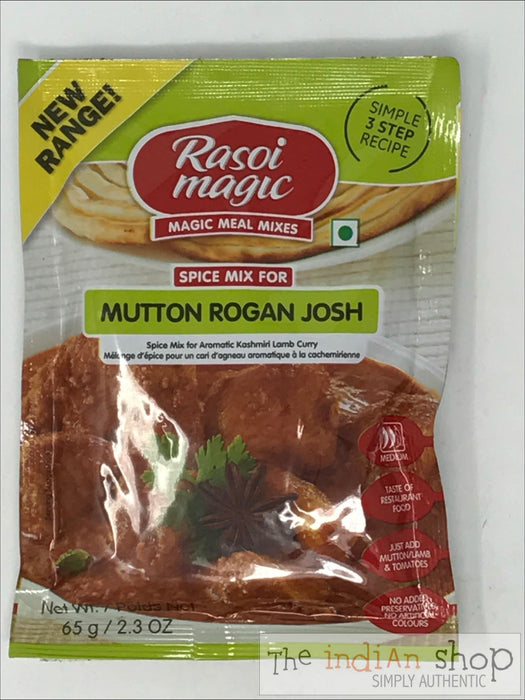 Rasoi Magic Mutton Rogan Josh - 50 g - Mixes