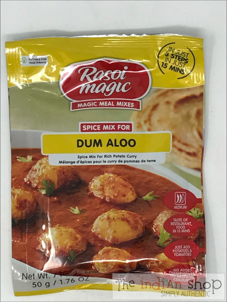 Rasoi Magic Dum Aloo - 50 g - Mixes