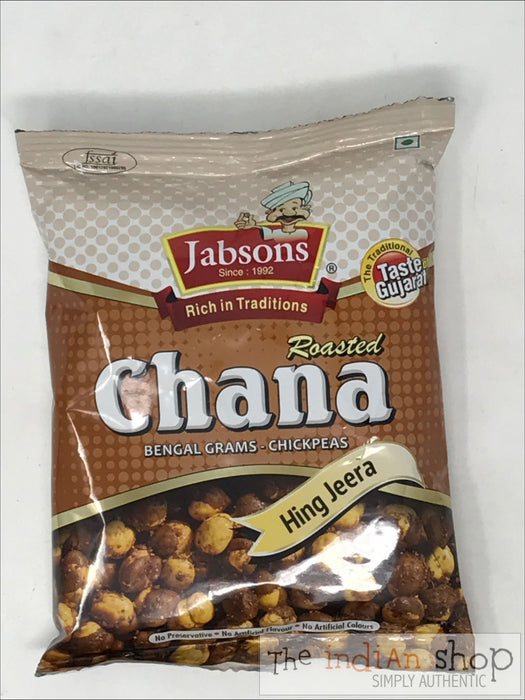 Jabsons Chana Hing Jeera - 150 g - Snacks