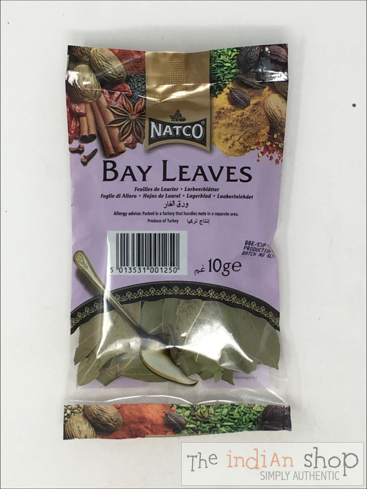 Natco Bay Leaves - 10 g - Spices
