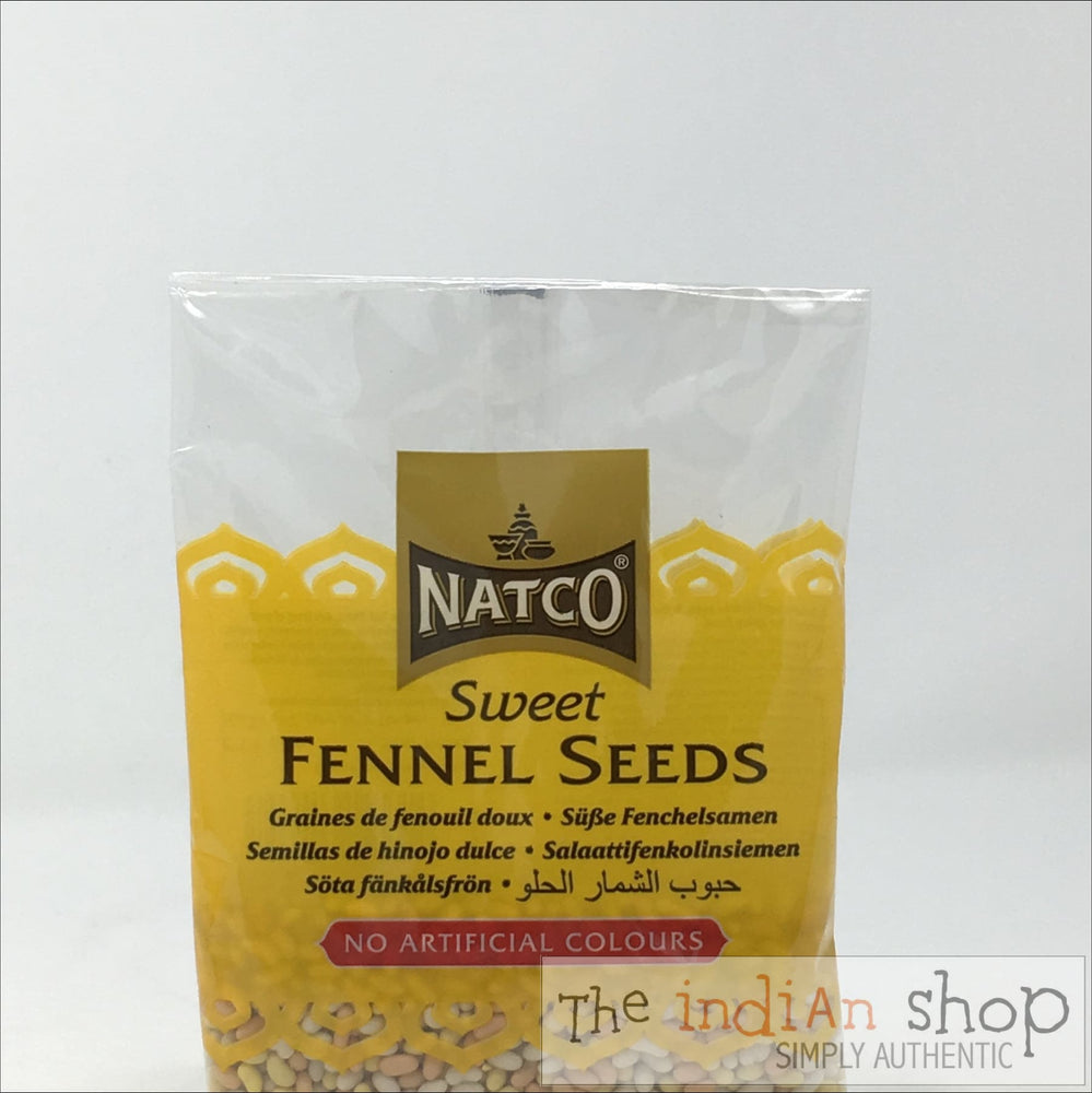 Natco Fennel Seeds Sweet - Spices