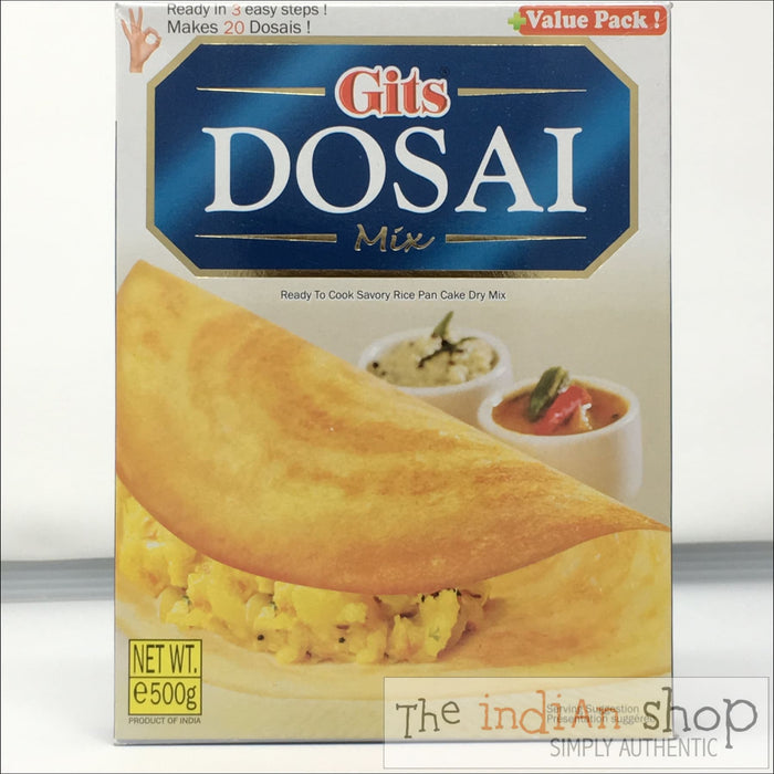 Gits Dosai Mix - 500 g - Mixes