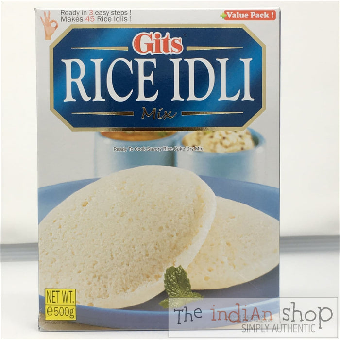 Gits Rice Idli - 500 g - Mixes