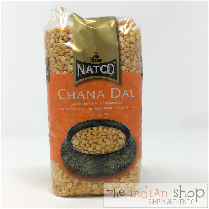 Natco Chana Dal Polished - 1 Kg - Lentils