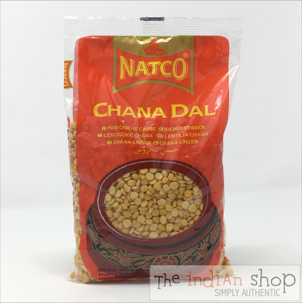Natco Chana Dal Polished - 500 g - Lentils