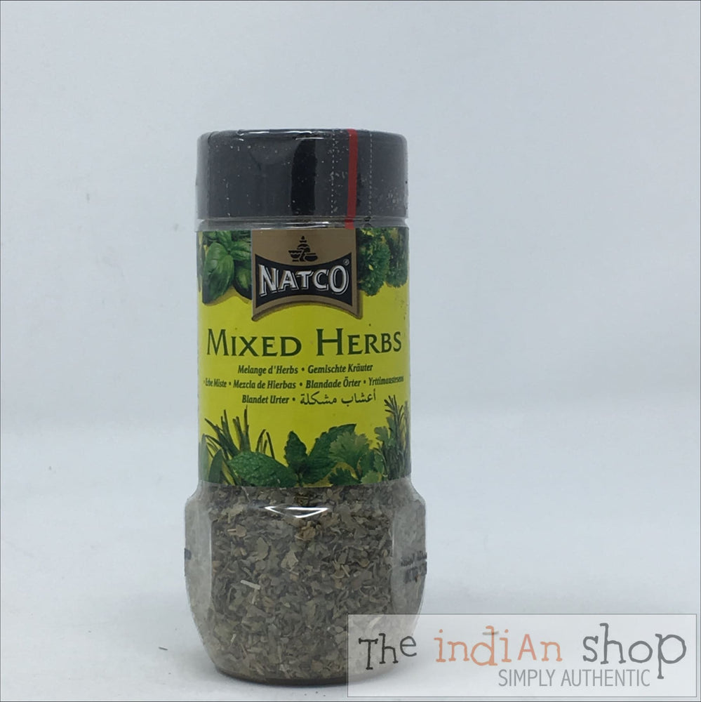 Natco Dried Mixed Herbs Jar - 25 g - Spices