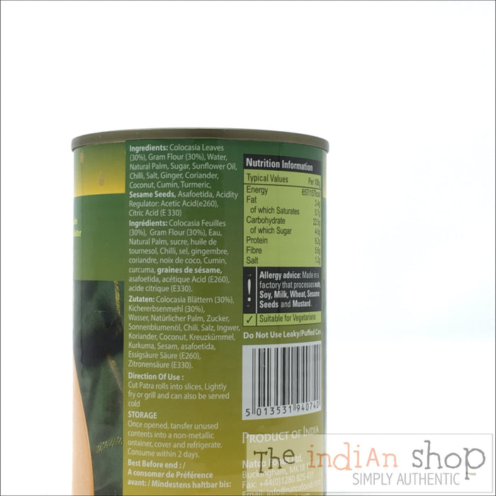 Natco Patra - 400 g - Canned Items