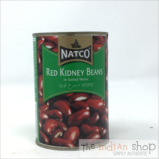 Natco Red Kidney Beans Boiled - Canned Items