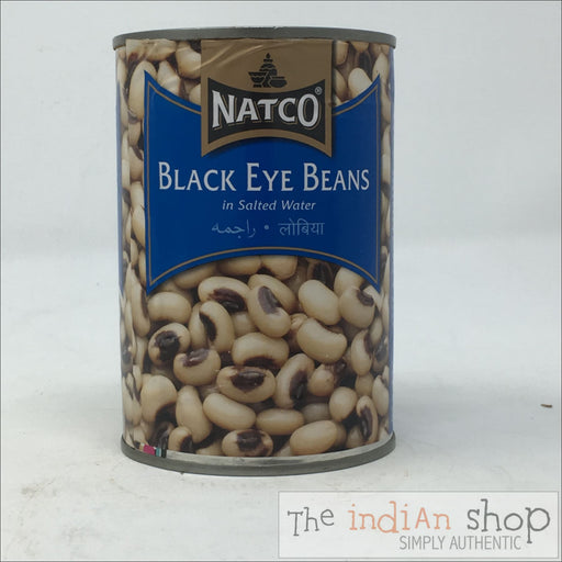 Natco Black Eye Beans - Canned Items