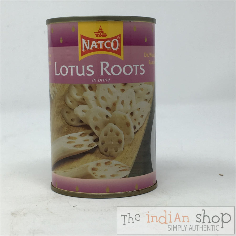 Natco Lotus Roots - Canned Items