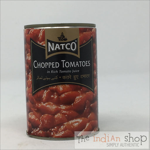 Natco Chopped Tomatoes - Canned Items