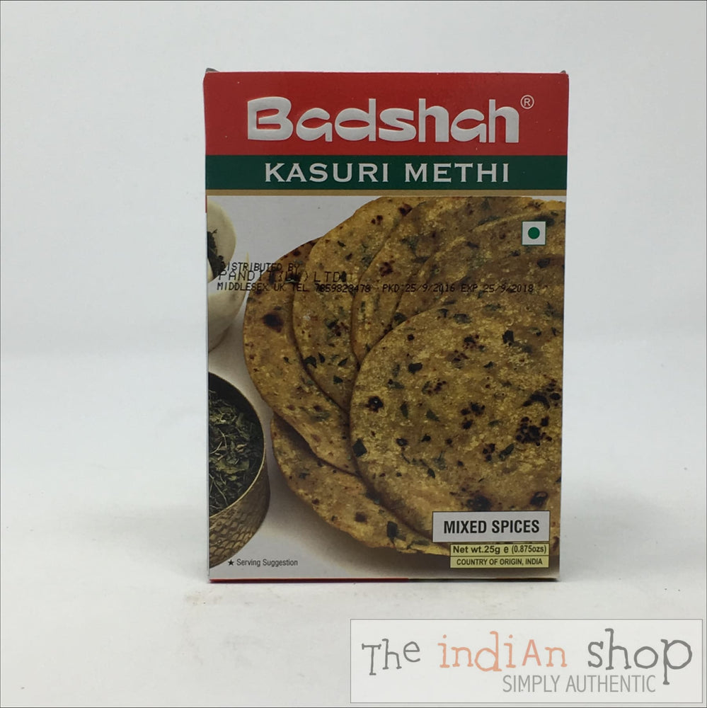 Badshah Kasuri Methi - 25 g - Mixes