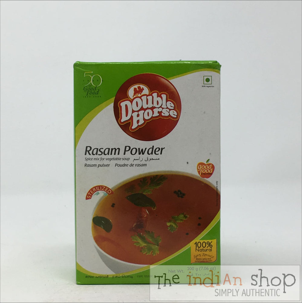 Double Horse Rasam Powder Mix - 200 g - Mixes