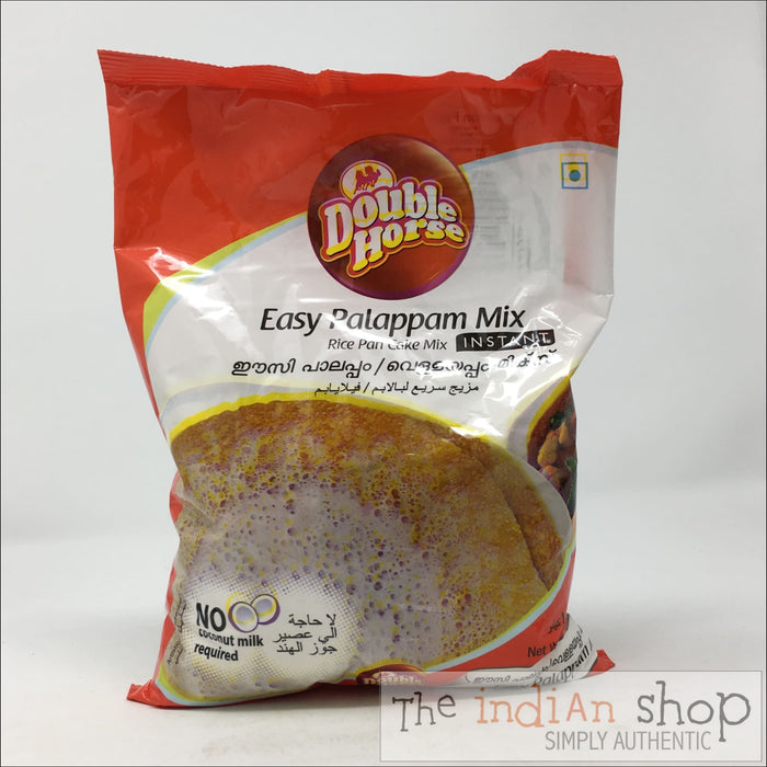 Double Horse Easy Palappam Mix - 1 Kg - Other Ground Flours