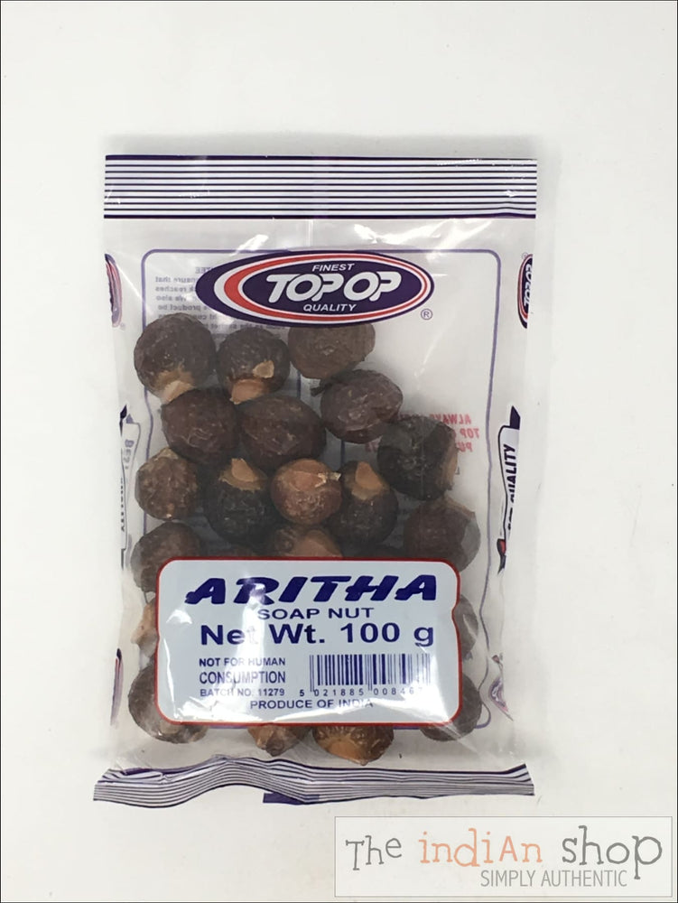Top-op Aritha (Soap nut) - 100 g - Beauty and Health