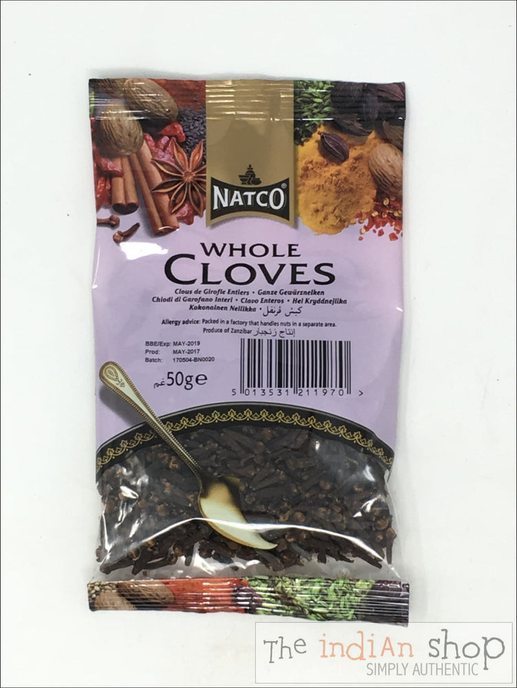 Natco Cloves Whole - Spices