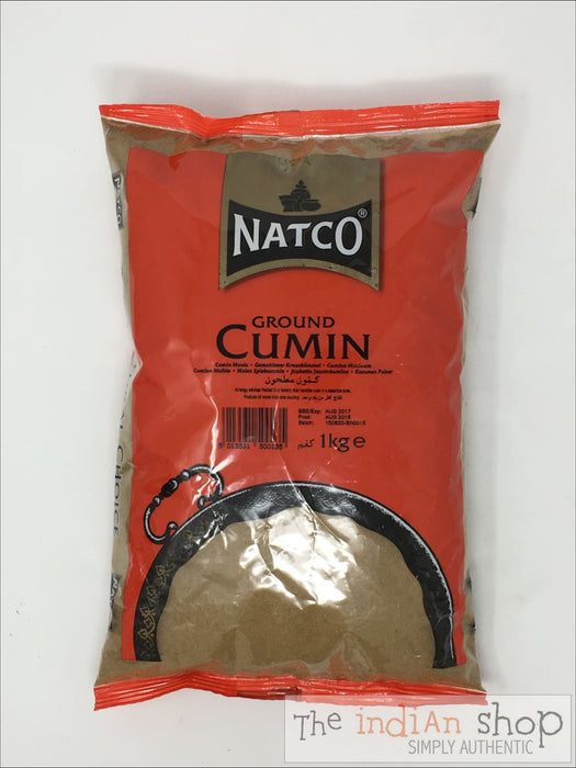 Natco Cumin Ground - 1 Kg - Spices