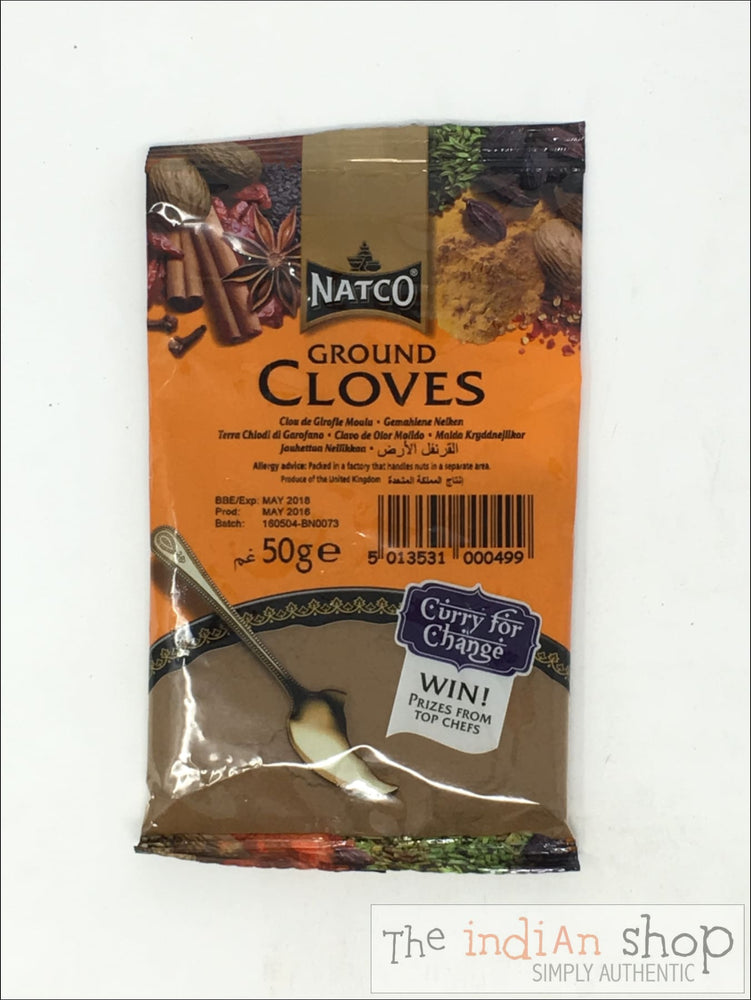 Natco Cloves Ground - Spices